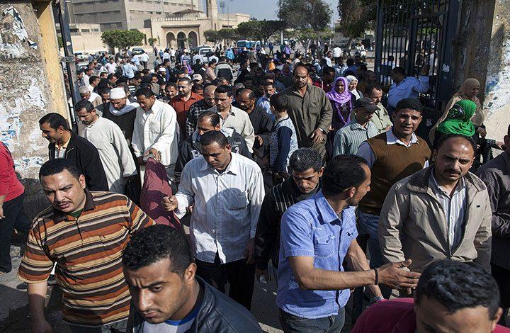 مئات العمال المصريين مضربون عن العمل منذ 13 يوما