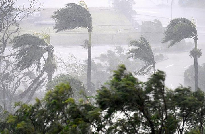 """بسبب إعصار """"هارفي"""" .. أمريكا تعلن حالة الطوارئ في ولاية تكساس"""