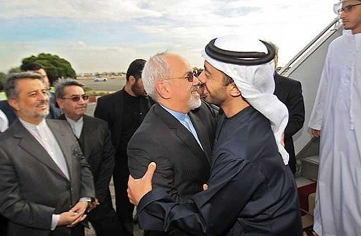 الامارات-و-ايران