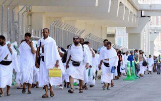 غادة والي: وصول 8100 من حجاج الجمعيات إلى السعودية