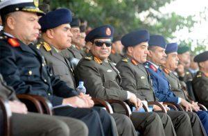 """نهايات """"مريبة"""" لجنرالات الجيش المصري تثير اشتباه التصفية"""