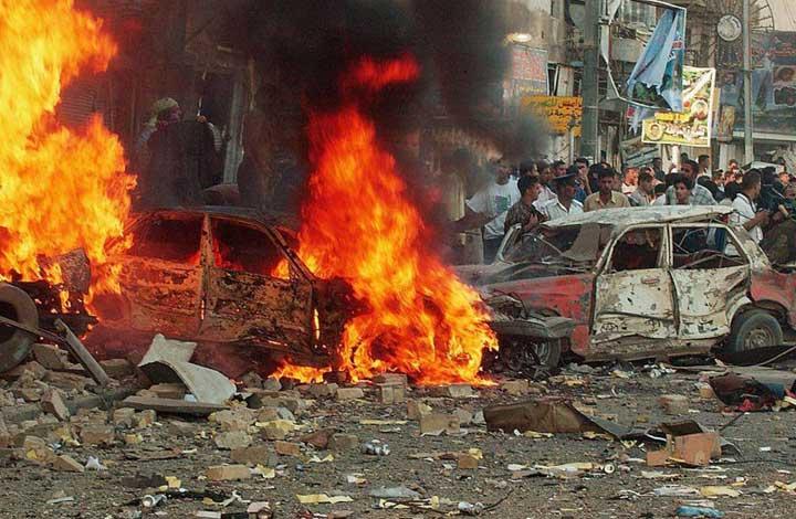 تفجير في محافظة الصدر العراقية