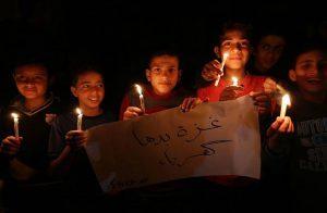 """أزمة الكهرباء في قطاع غزة """"الوجه المظلم للحصار"""""""