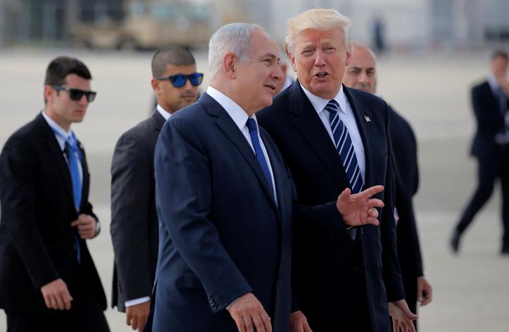 ترمب و إسرائيل