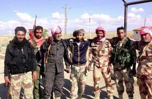 جيش أحرار العشائر يبدأ معركة ضد النظام السوري في السويداء