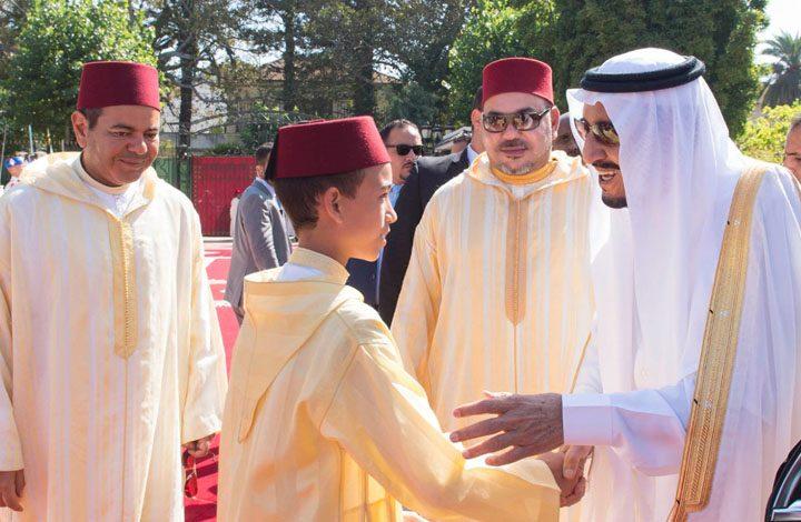 سلمان في المغرب