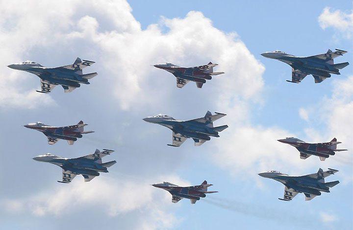 الإمارات تشتري طائرات روسية لتهديد أمريكا بإمكانية التخلي عنها