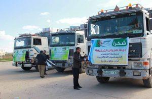 مصر تمنع عبور مساعدات جزائرية لغزة