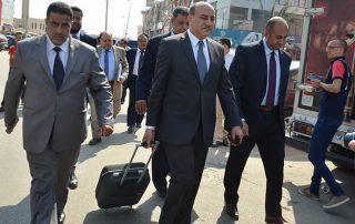 القضاء يُدين الرئيس السابق لأعلى جهة رقابية في مصر لحديثه عن مخالفات تتعلق بالمستشار الزند