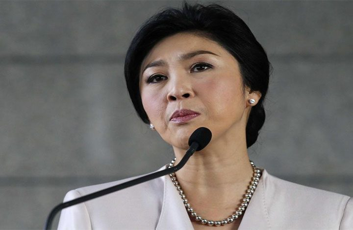 رئيسة وزراء تايلند السابقة تهرب إلى دبي لتورطها في قضايا فساد