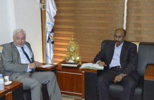 روسيا توقف التكهنات وتعلن سبب وفاة سفيرها في السودان