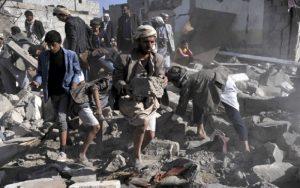 انتهاكات اليمن