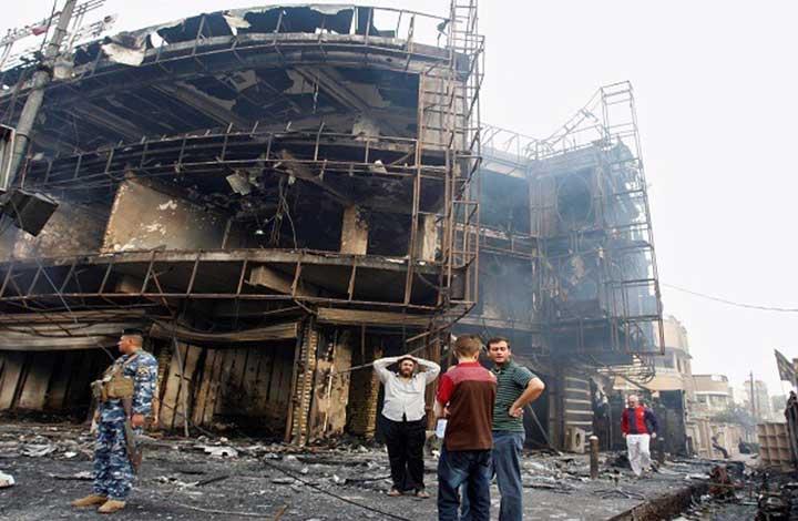 تفجير-في-العراق