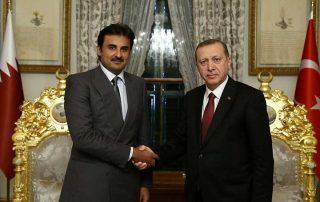 قطر-و-تركيا