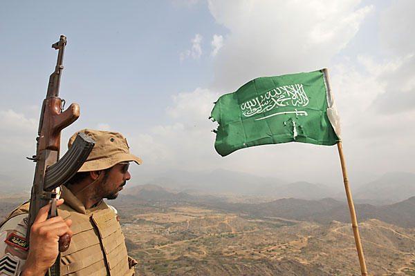 القوات السعودية في اليمن