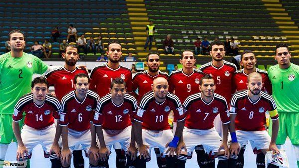 المنتخب المصرى لكرة الصالات