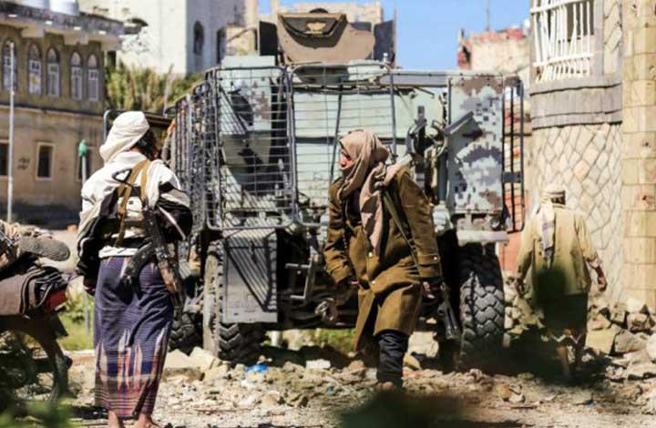 الحوثيين في اليمن