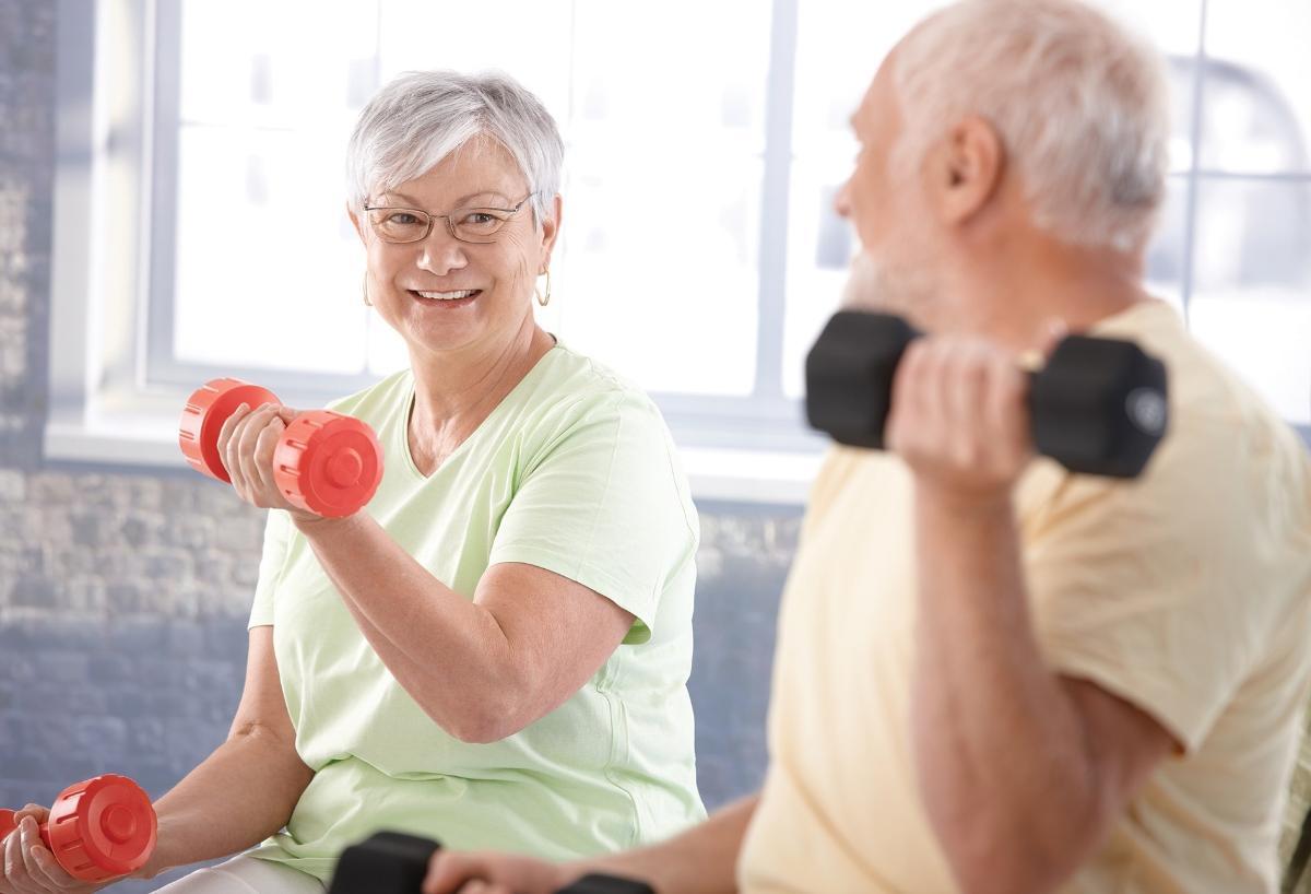 علاج الغضاريف بالرياضة