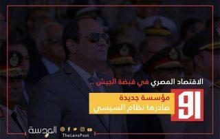بالأسماء.. حكومة السيسي تتحفظ على 91 مؤسسة من بينها محلات ملابس ومطاعم كشري