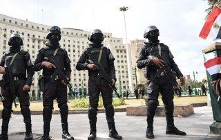 مصر.. قوات الأمن تصفي 8 أشخاص داخل شقة سكنية بمنطقة العجوزة بالجيزة