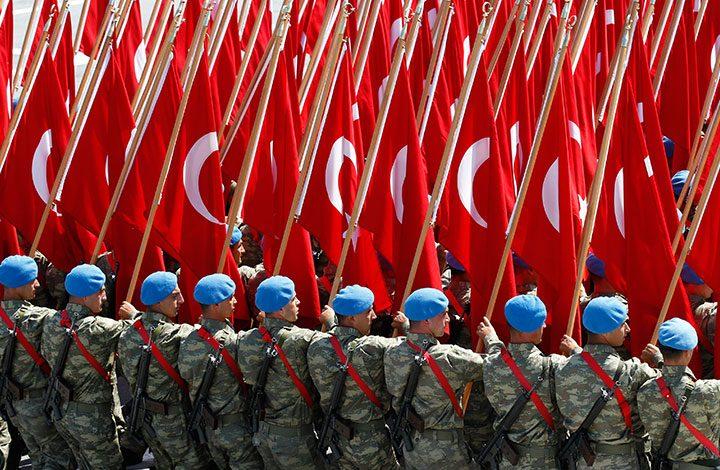 الجيش التركي يعلن مقتل 99 متمردا كرديا خلال أسبوعين