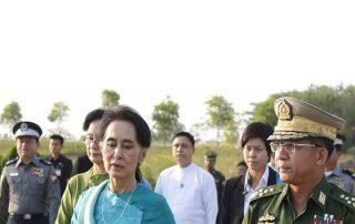 حكومة مانيمار ترفض هدنة «جيش أراكان» وتواصل إحراق قرى المسلمين
