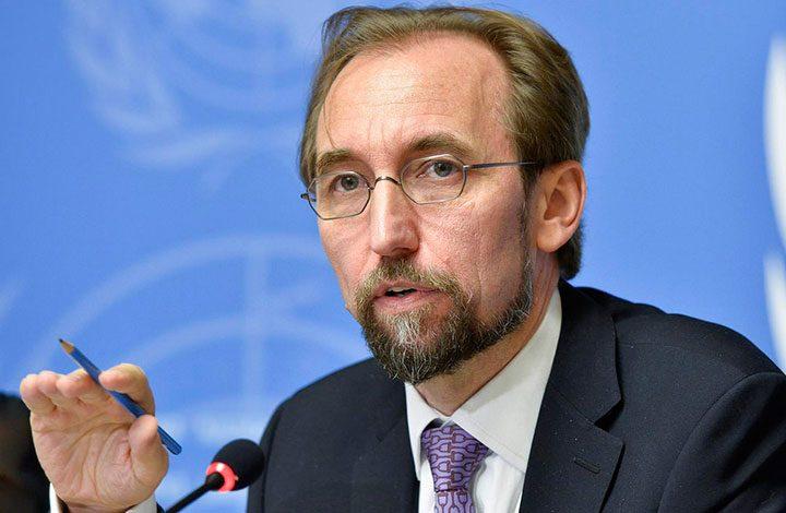 المفوض السامي بالأمم المتحدة: التحالف السعودي باليمن قتل أكثر من 5 آلاف مدني منذ بداية الحرب