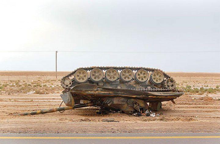 إصابة 3 من جنود الاحتلال في انقلاب «دبابة ميركافا» بالجولان