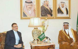 وكالة انباء فارس الايرانية: وزير الحج السعودي يلتقي وزير الحج الايراني