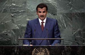 """أمير قطر يلتقي """"ترامب"""" الثلاثاء القادم.. ويلقي خطابا أمام الأمم المتحدة"""