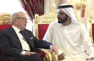 ميدل إيست: «عائلة السبسي» ومسؤلين في «أبو ظبي» تربطهم علاقات مشبوهة