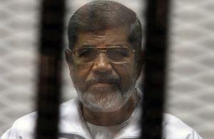 إخوان مصر يدينون حكم المؤبد على مرسي في قضية التخابر مع قطر