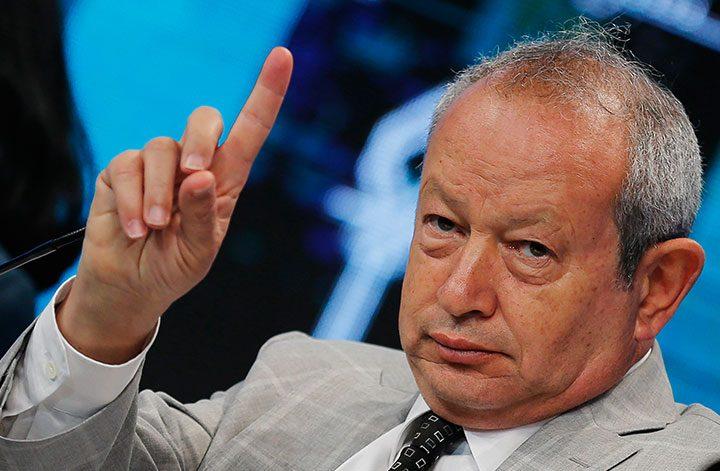 ساويرس: لن أتخلى عن استثماراتي في كوريا الشمالية لخدمة «الشعب الكوري البريء»