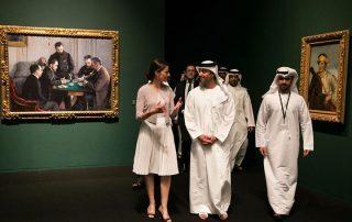 """من هرب الآثار المصرية للإمارات لإنشاء معرض """"لوفر أبوظبى"""" للآثار؟"""