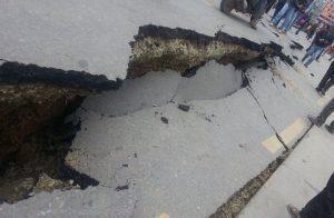 لقطات مفزعة لزلزال المكسيك وأكثر من 224 قتيلا (بالفيديو)