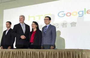 جوجل تعلن امتلاك فريق Pixel من HTC مقابل 1.1 مليار دولار