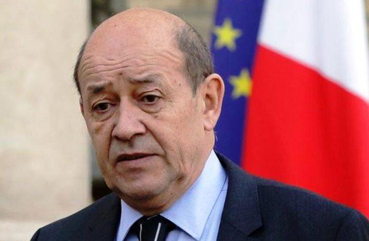 فرنسا تؤكد التزامها بحل النزاع الليبي