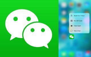 WeChat يعلن مشاركة بيانات جميع المستخدمين مع الحكومة الصينية