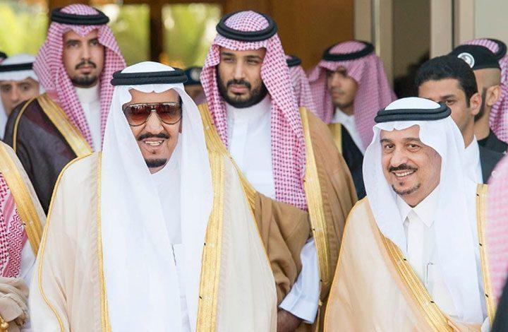 المعارضه السعودية في «الخارج» تستعد لإطلاق حركة معارضة