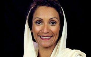 السعودية تعين أول إمرأة «غير محجبة» متحدثة باسم سفارتها في «أمريكا»
