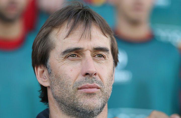 مدرب إسبانيا: نتمنى وجود دييجو كوستا معنا في المونديال
