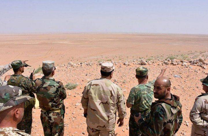 سوريا.. قوات الأسد تصل مشارف دير الزور