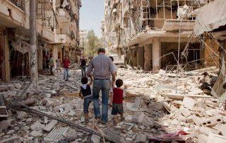 صحيفة فرنسية: إعادة إعمار سوريا أصبحت بمثابة «التجارة المربحة»