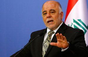 «العبادي» يشكر إيران لوقوفها مع حكومته ودعمها عسكريا في حرب الموصل