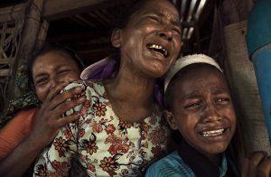 منظمة حقوقية: جيش ميانمار أحرق جثث المسلمين لإخفاء الانتهاكات
