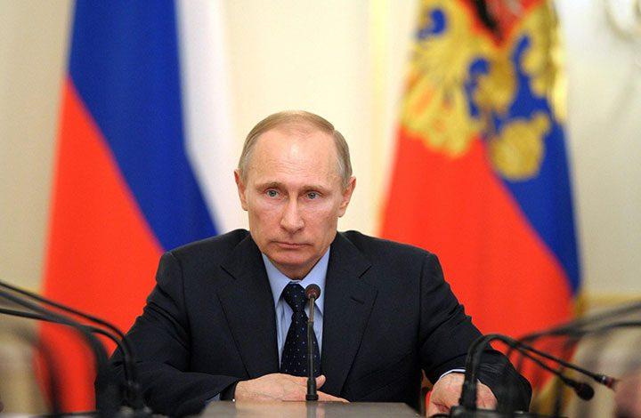 بوتين يحدد شروطه للحل السياسي في سوريا