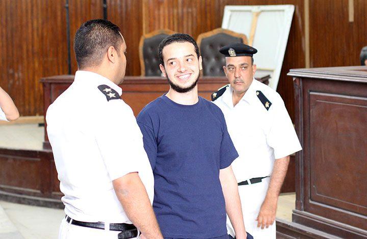 تقارير حقوقية: تعذيب نجل القيادي المعارض محمد البلتاجي