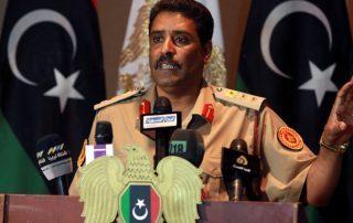 الجيش الليبي: العثور على 16 جثة لمهاجرين مصريين بالقرب من الحدود