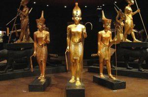 الإمارات وإسرائيل وجهتي مهربي الآثار المصرية