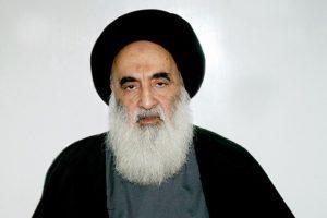 «السيستاني» يرفض لقاء مبعوث «خامنئي» إلى العراق